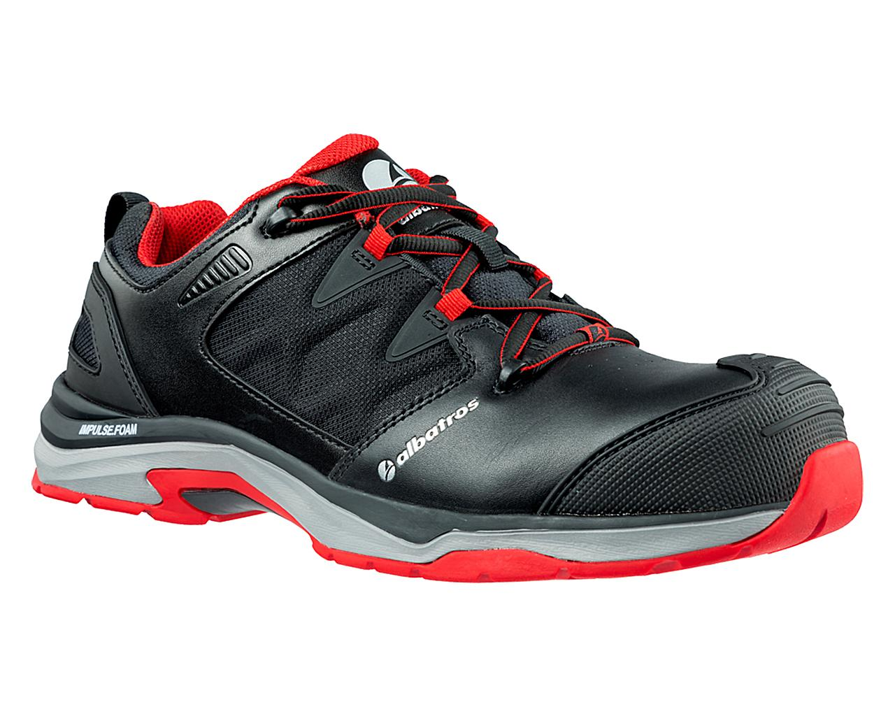 Safety Shoe Ultratrail Black Low S3