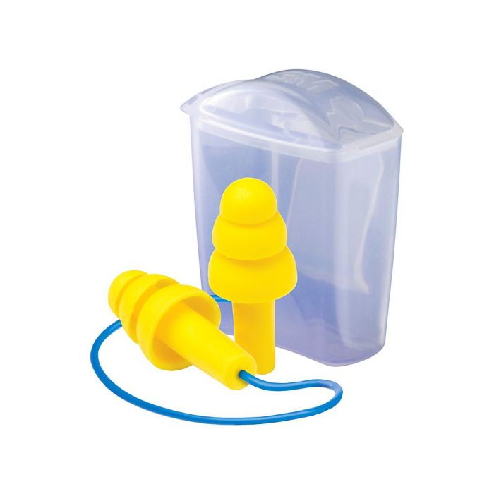 Ear Plug Ultrafit™ with Cord with Transparent Storage Case
